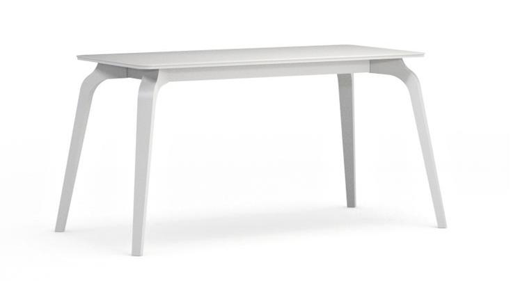 Kancelársky stôl Possi BIU/160   Farba: Biela