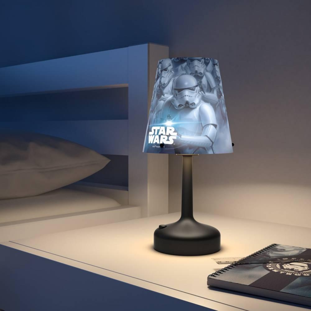 Philips Disney Lampa stolná prenosná Star Wars