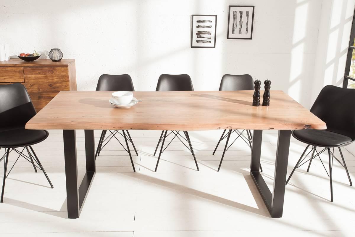 Bighome - Jedálenský stôl MAMMOT 180 cm - prírodná