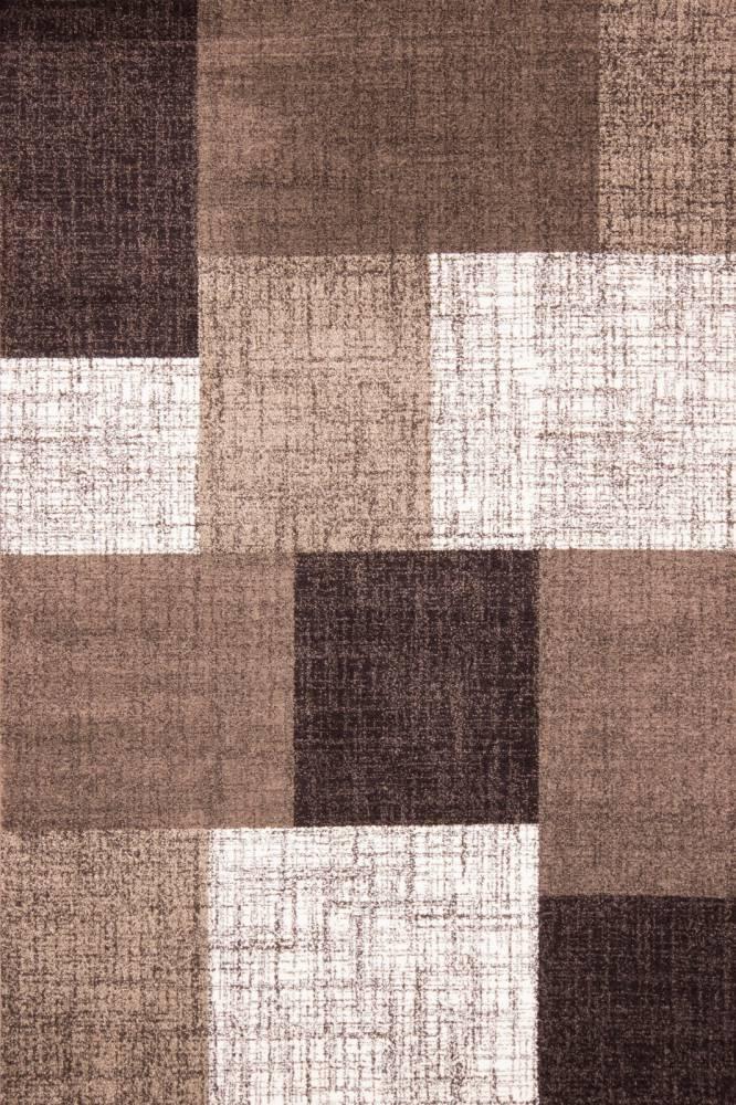 Kusový koberec Modern 105 Brown