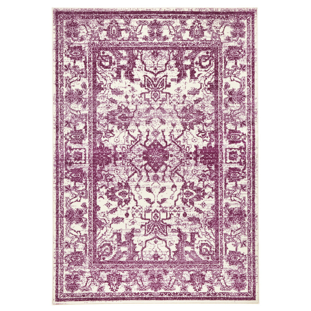 Ružový koberec Hanse Home Glorious, 70x140cm