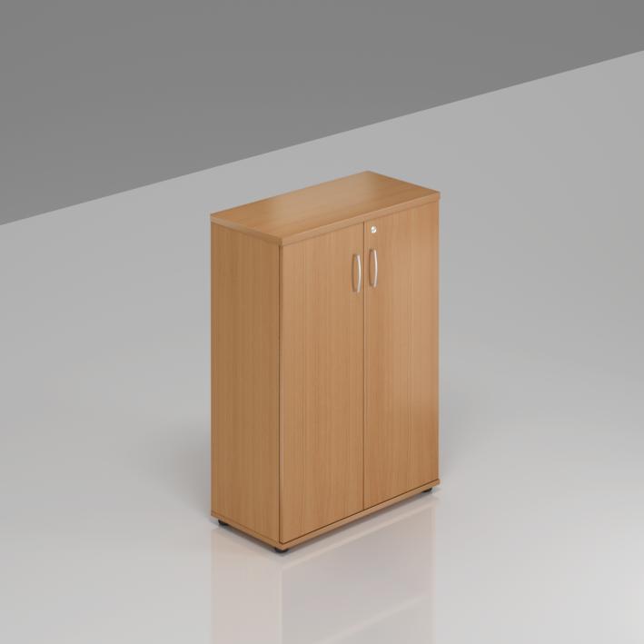 Rauman Kancelárska skriňa Visio, 80x38,5x113 cm, dvere 3/3 S383 11