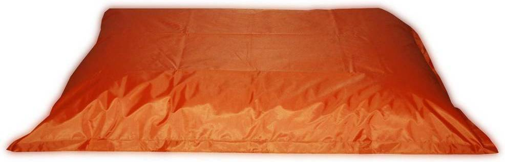 Sedací vankúš oranžový