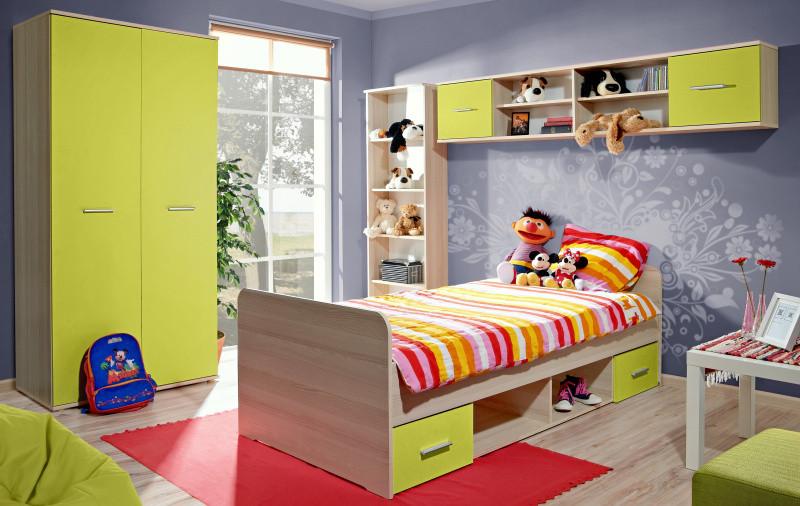 Detská izba Domino II CASA-4094