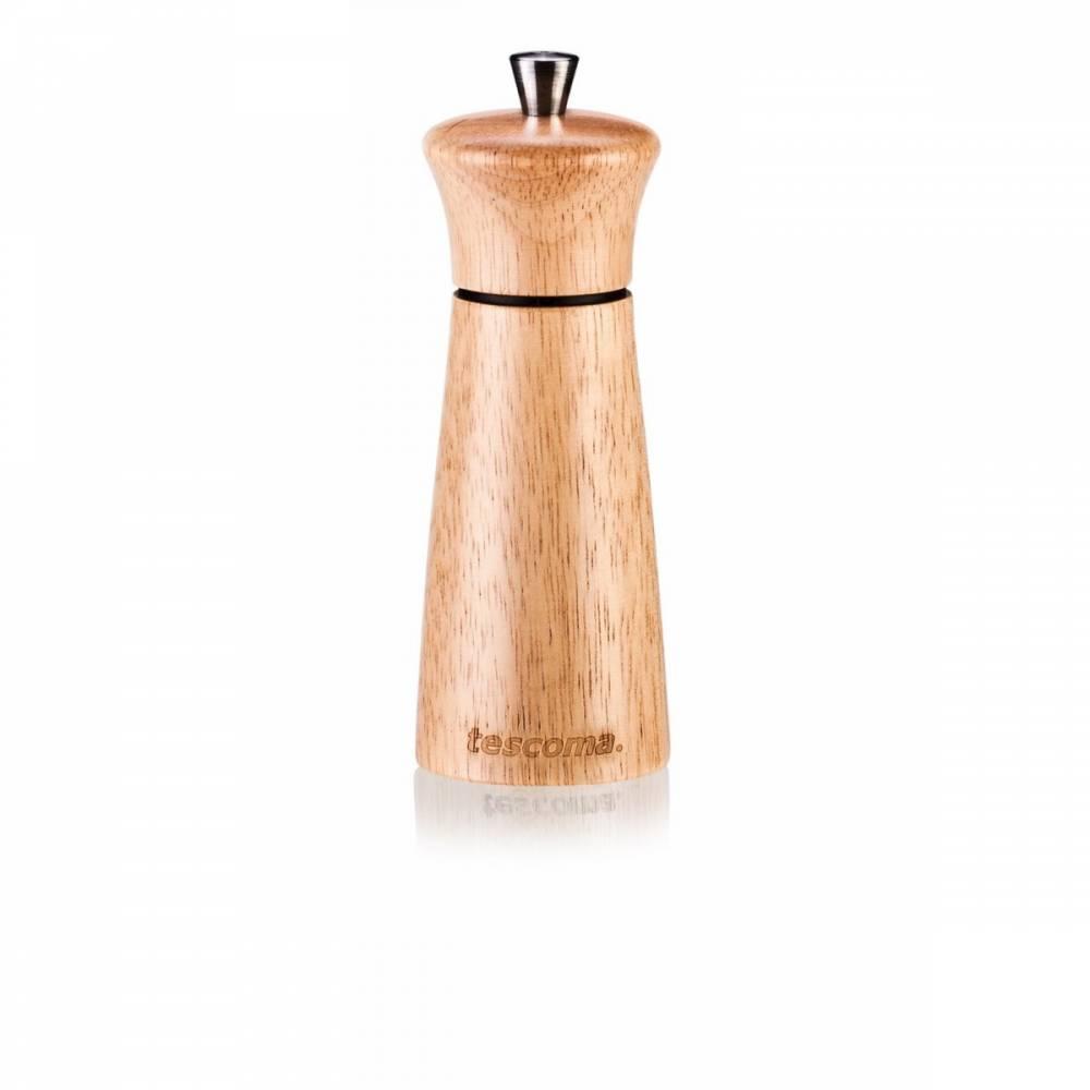 Tescoma Virgo wood Mlynček na soľ / korenie 14 cm, , 14 cm