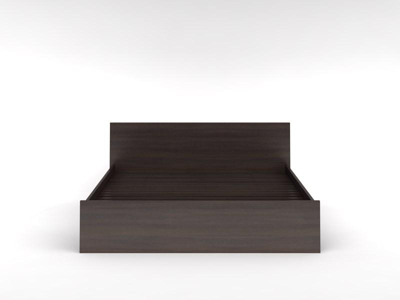Manželská posteľ 160 cm DOORS HLOZ 160