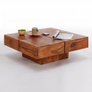 Konferenčný stolík 85x85x35
