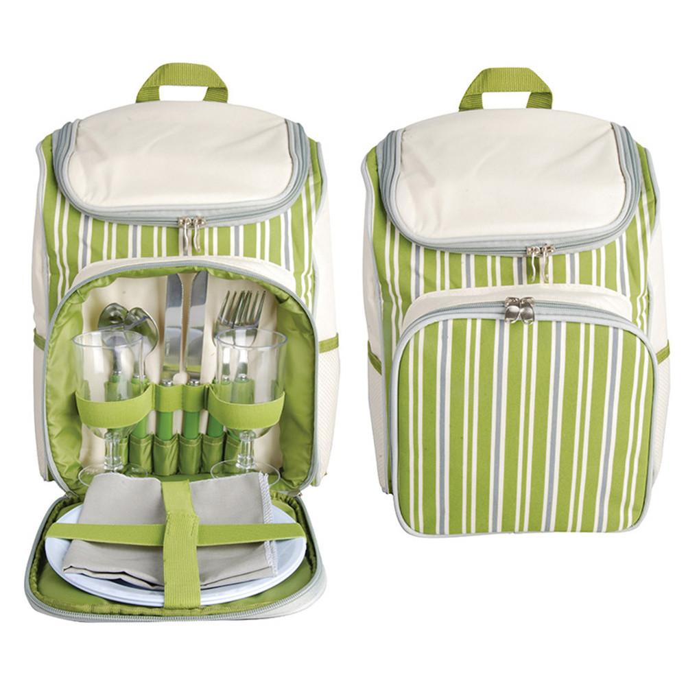 Piknikový batoh s riadom pre 2 osoby Esschert Design Picnic