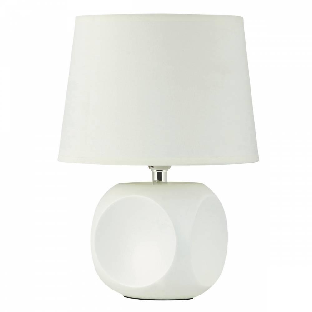 Rabalux 4395 Sienna stolná lampa, krémová