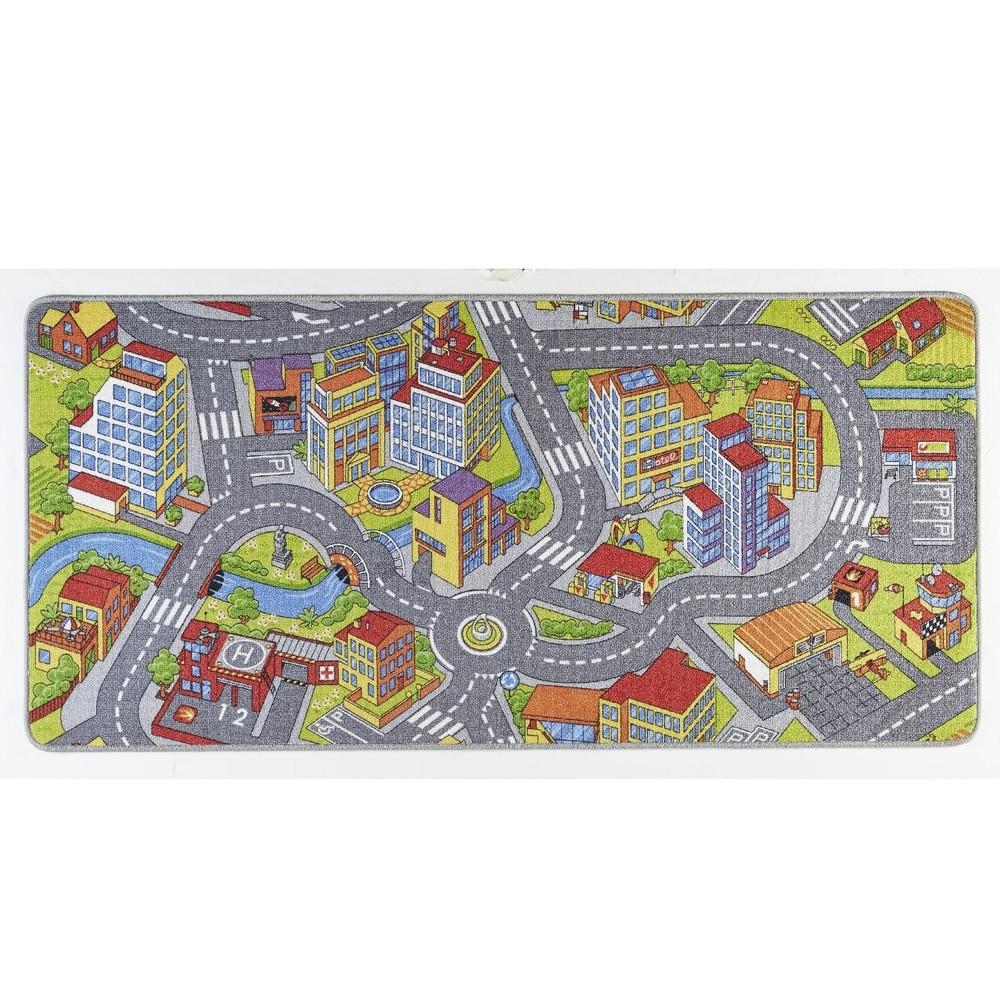 Detský koberec Play pre chlapcov, 200×300cm