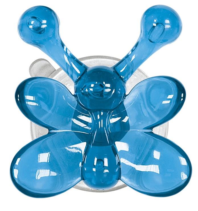 Háčik Crazy Hooks motýlik modrá