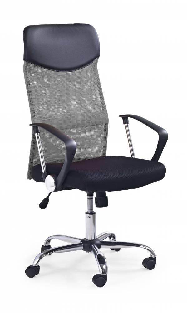 Kancelárska stolička Vire (sivá)
