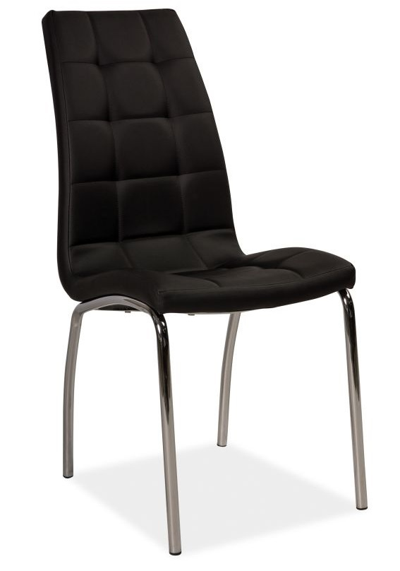 SIGNAL H-104 jedálenská stolička - čierna
