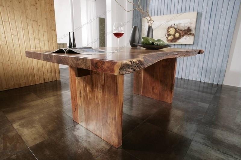 FREEFORM Stôl #102 190x110 lakovaný agát