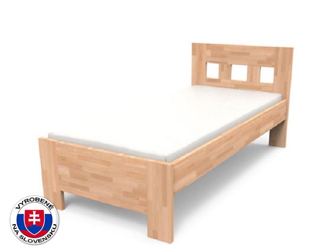 Jednolôžková posteľ 90 cm Jana Senior