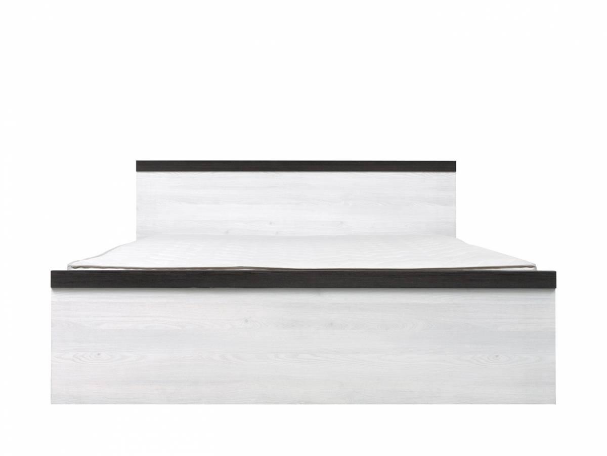 Manželská posteľ 160 cm Porto LOZ/160