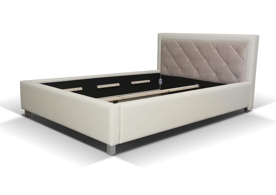 LUBICA VI manželská posteľ s úložným priestorom 180 x 200 cm