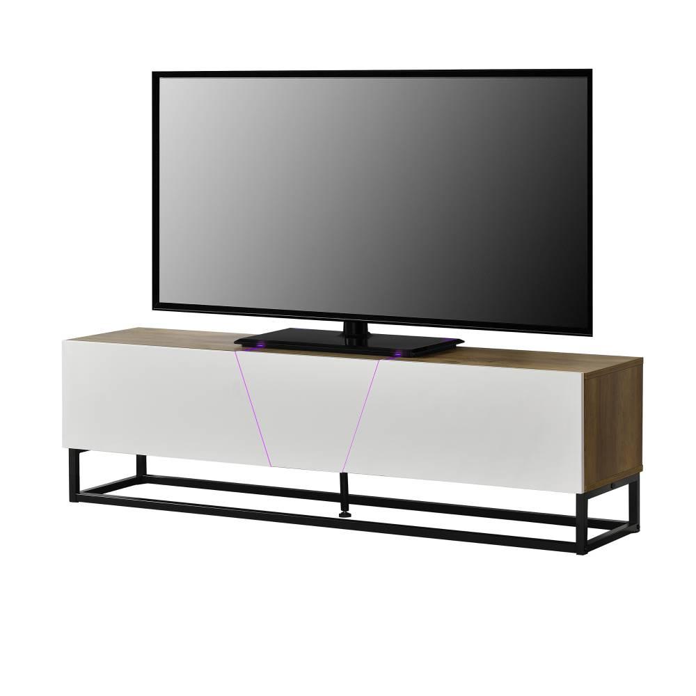 [en.casa]® Skrinka pod TV - AANT-0330