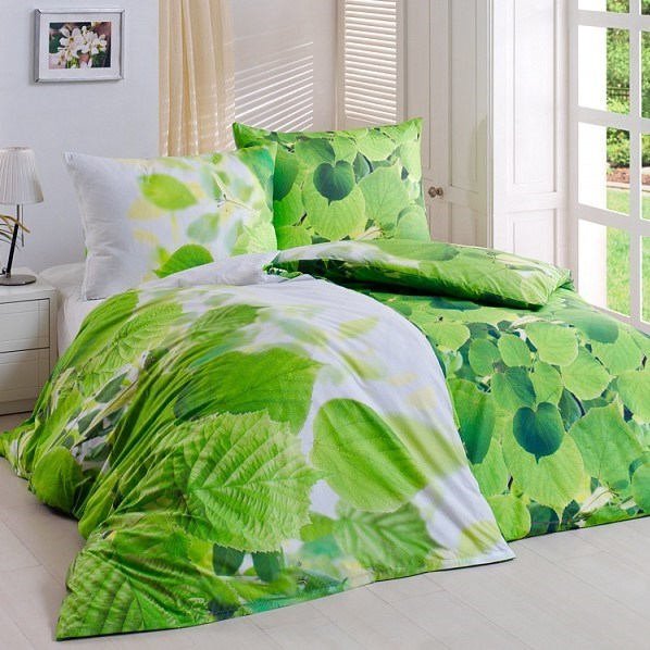 Matějovský Bavlnené obliečky Timber, 140 x 200 cm, 70 x 90 cm