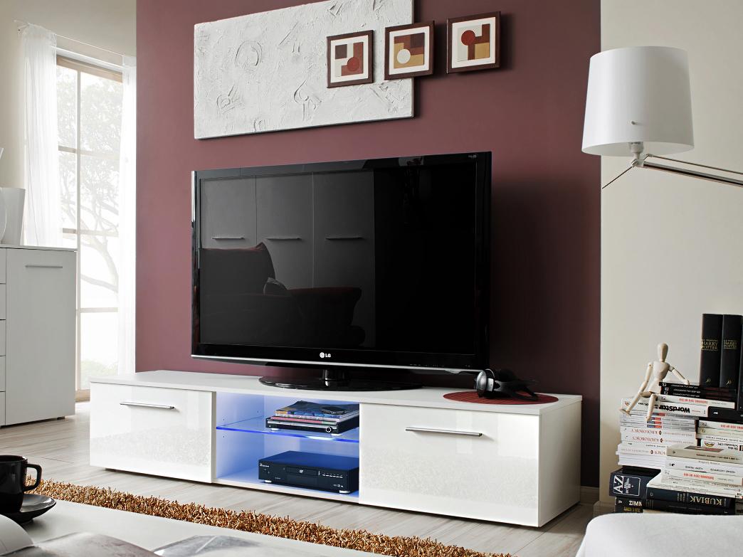 TV stolík/skrínka Bono III 25 WWH B3