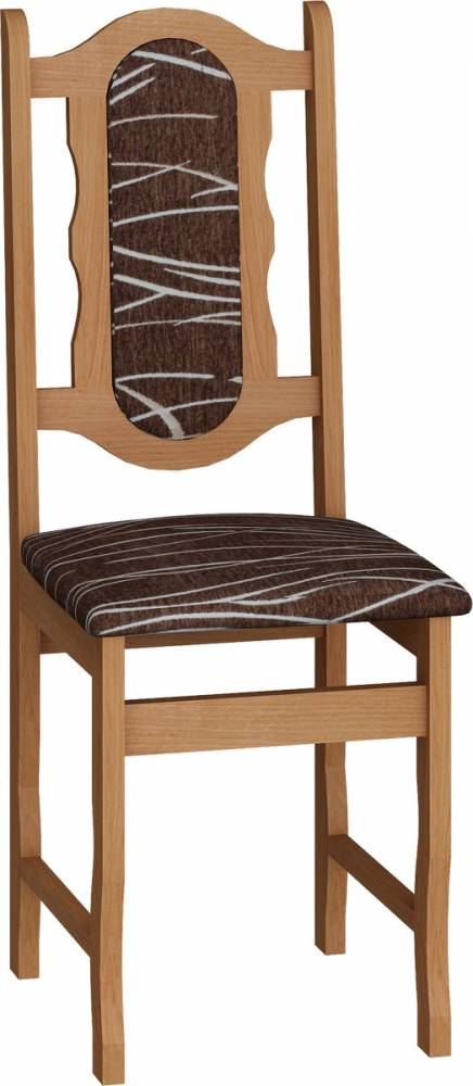 Jedálenská stolička C Jelša