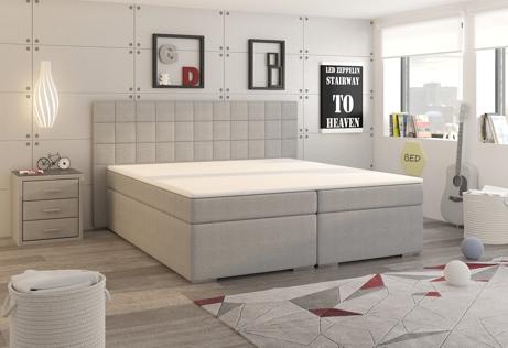 POLINA manželská posteľ 180, Inari 91