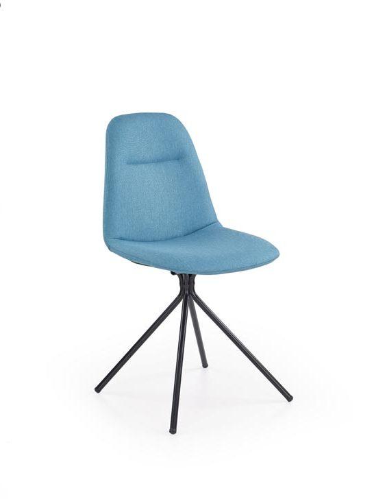 Jedálenská stolička K240 (tyrkysová)