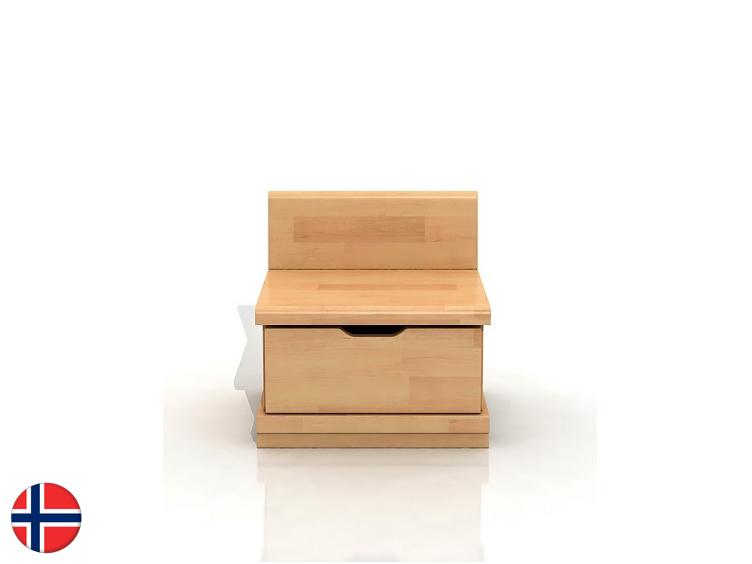 Nočný stolík Naturlig Tosen 1S (buk)