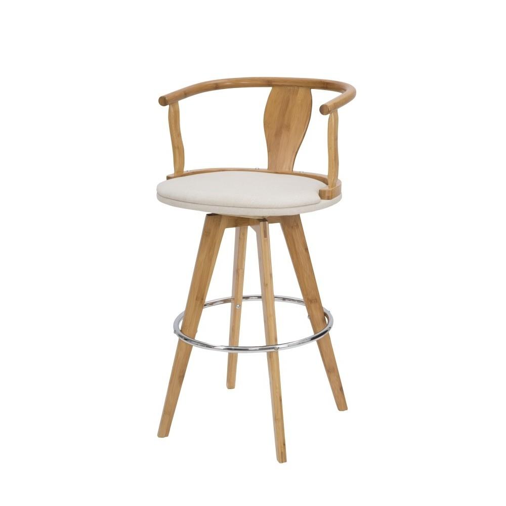Barová stolička Mauro Ferretti Bamboo Japan