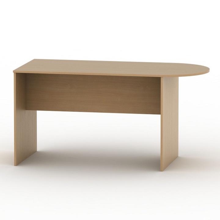 Písací stôl Tempo Asistent New AS 022 buk