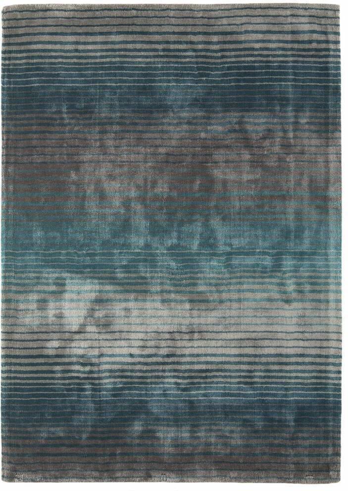 HOLBORN koberec - tyrkysová