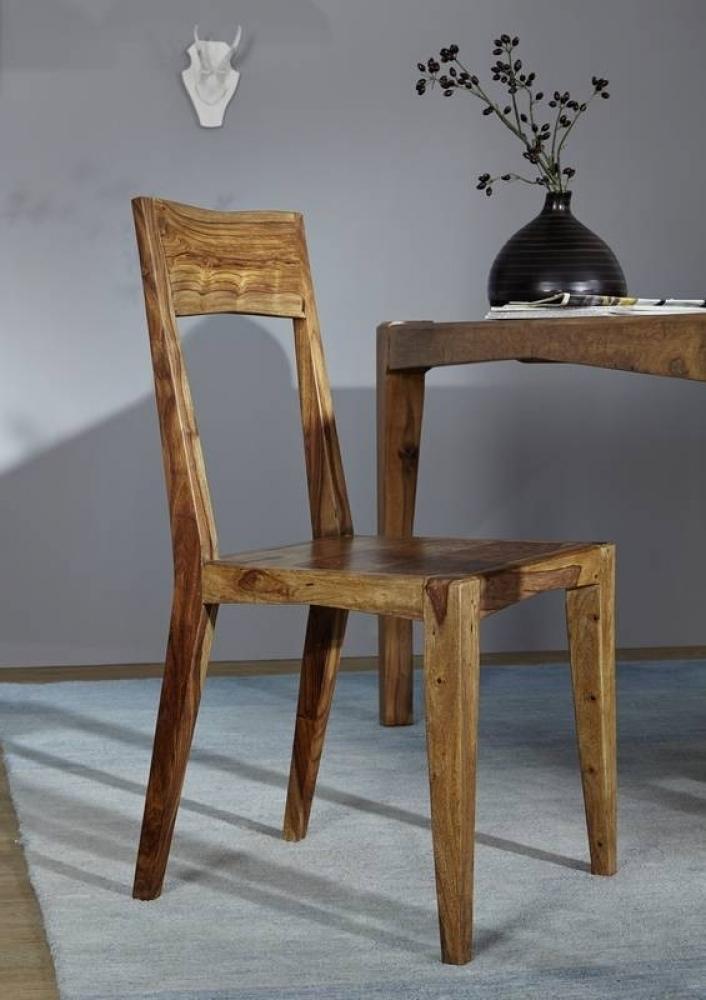ANCONA stolička #105 indický palisander