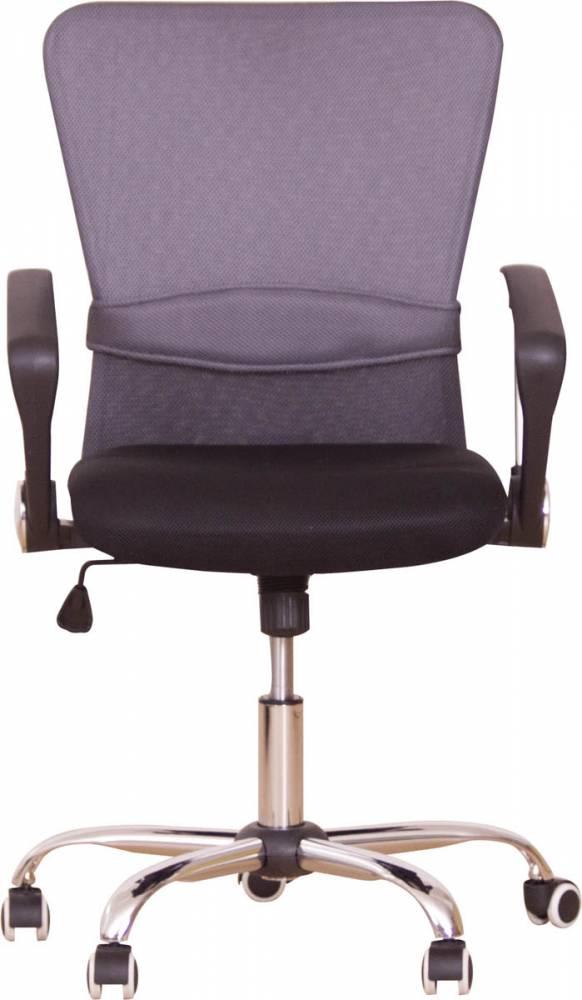 Kancelárska stolička AEX sivá