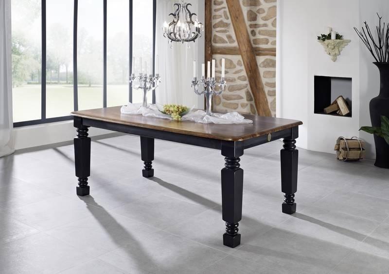 BOSTON jedálenský stôl #174 240x100cm lakovaný palisander