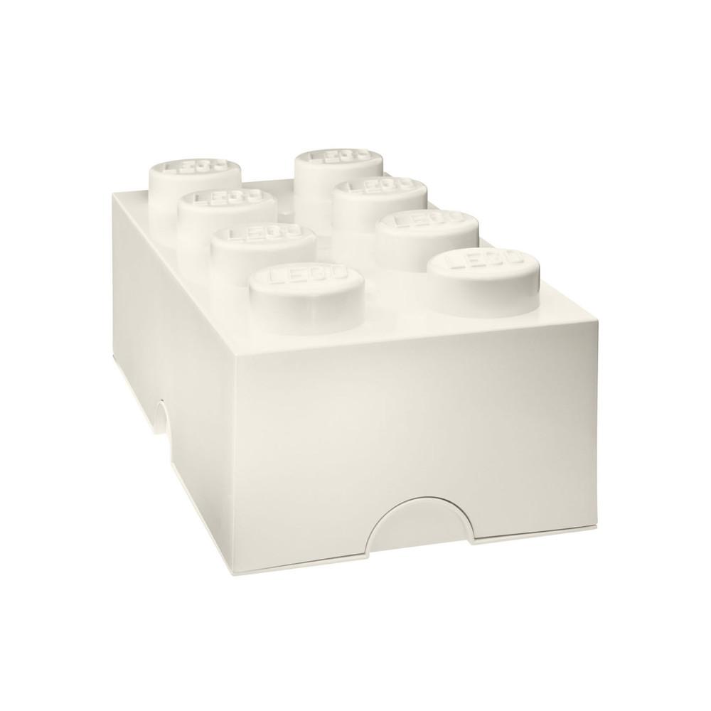 Biely úložný box LEGO®