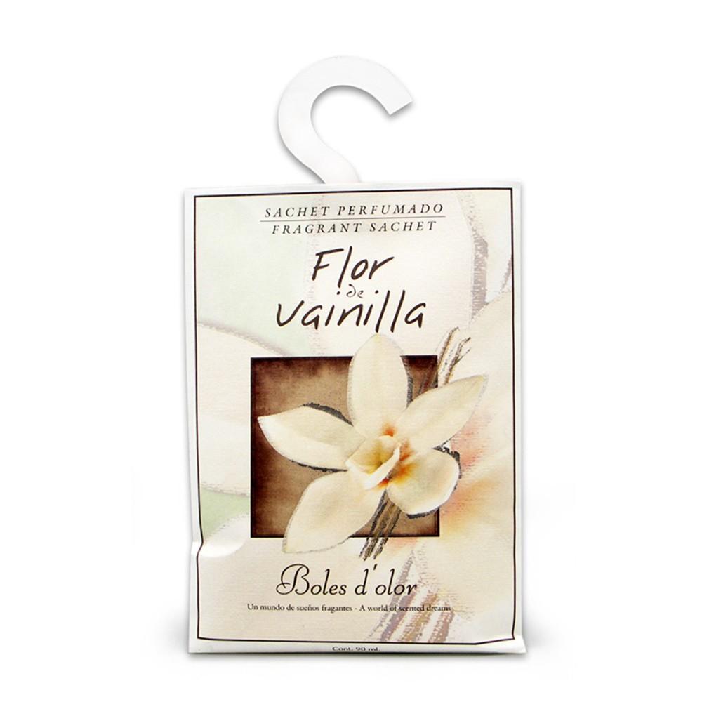 Vonné vrecúško s vôňou kvetov vanilky Boles d'olor