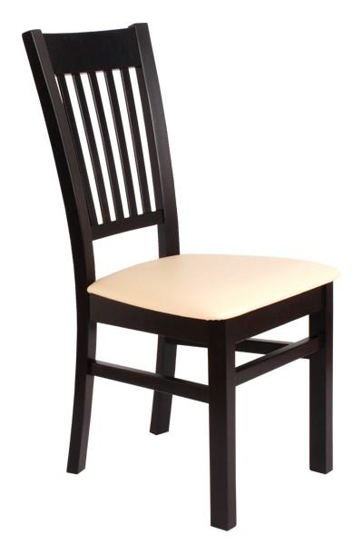 Bradop Drevená stolička ANETA, masív buk Z72