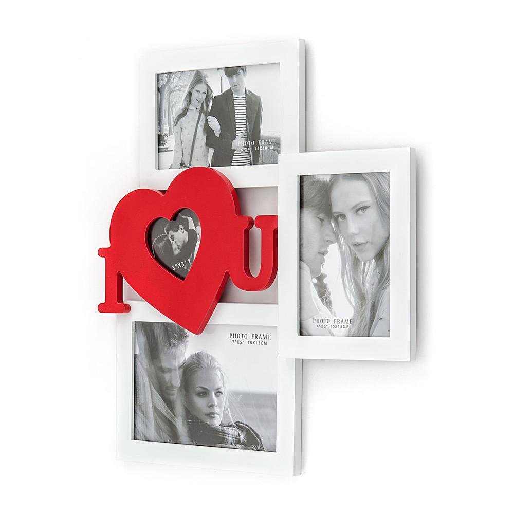 Nástenné fotorámiky Tomasucci I Love U
