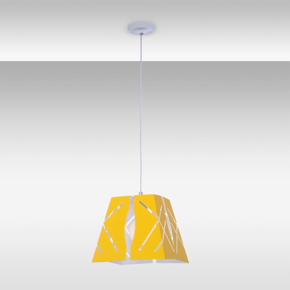 Žlté svietidlo Rostoruna