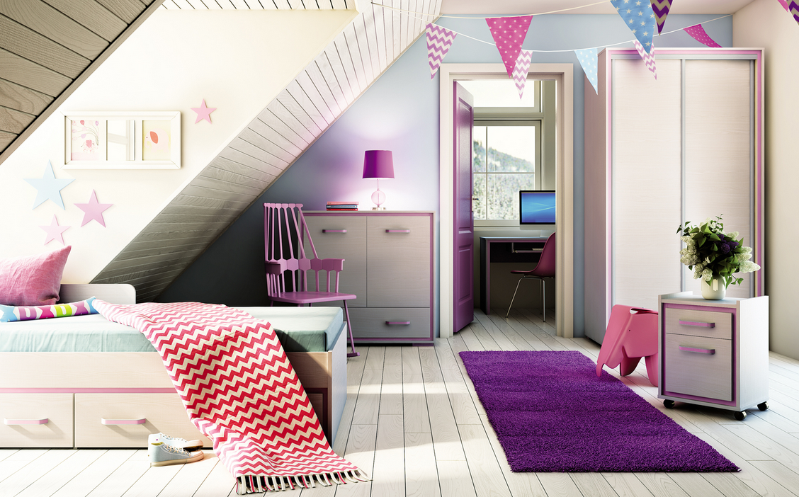Detská izba BONTI 3