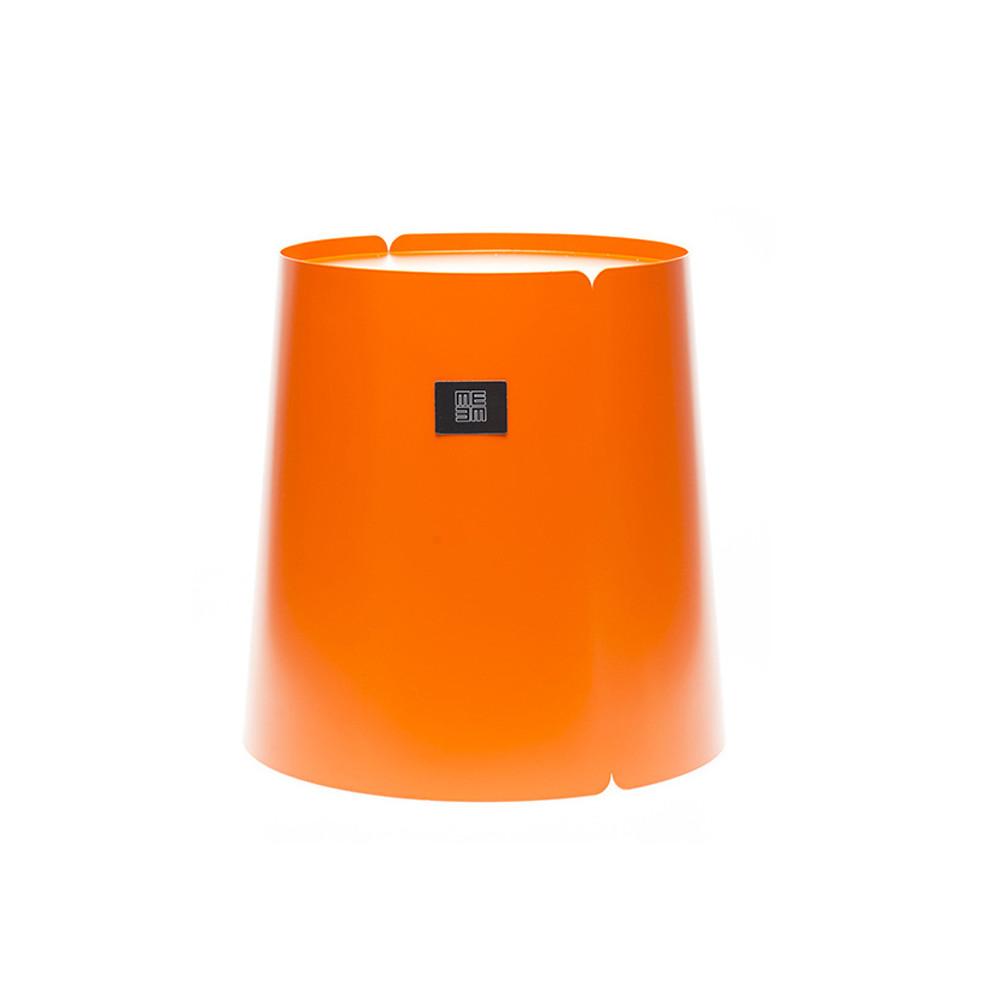 Oranžový príručný stolík MEME Design Bobino