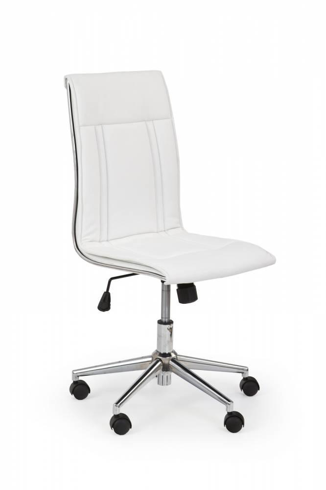 Kancelárska stolička Porto biela