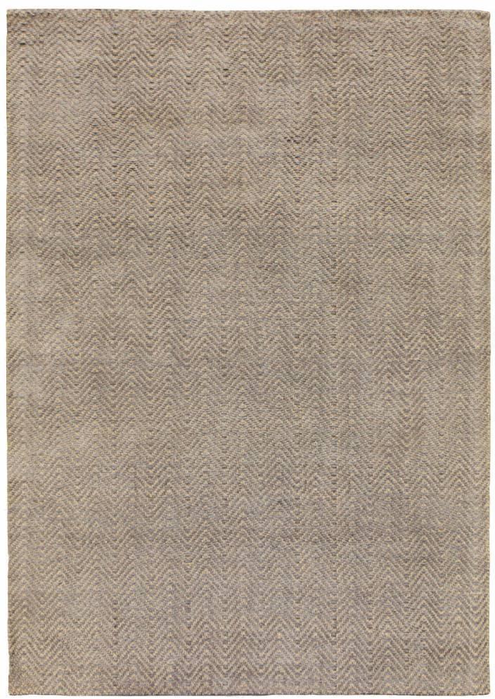Ives koberec - strieborná
