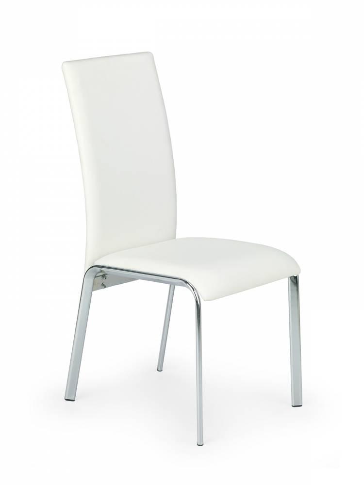 Jedálenská stolička K135 biela