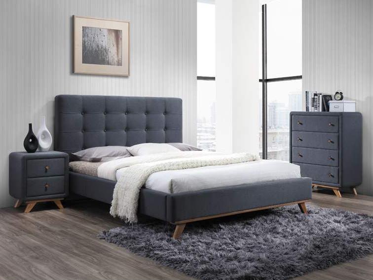 Manželská posteľ 160 cm Melissa (s roštom)