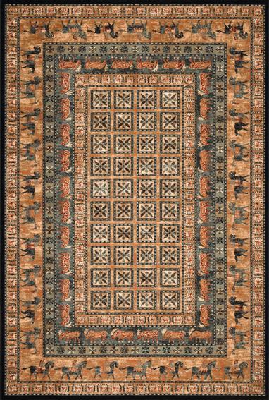 Osta carpets Koberec Kashqai 4301 500 béžový 67x130cm