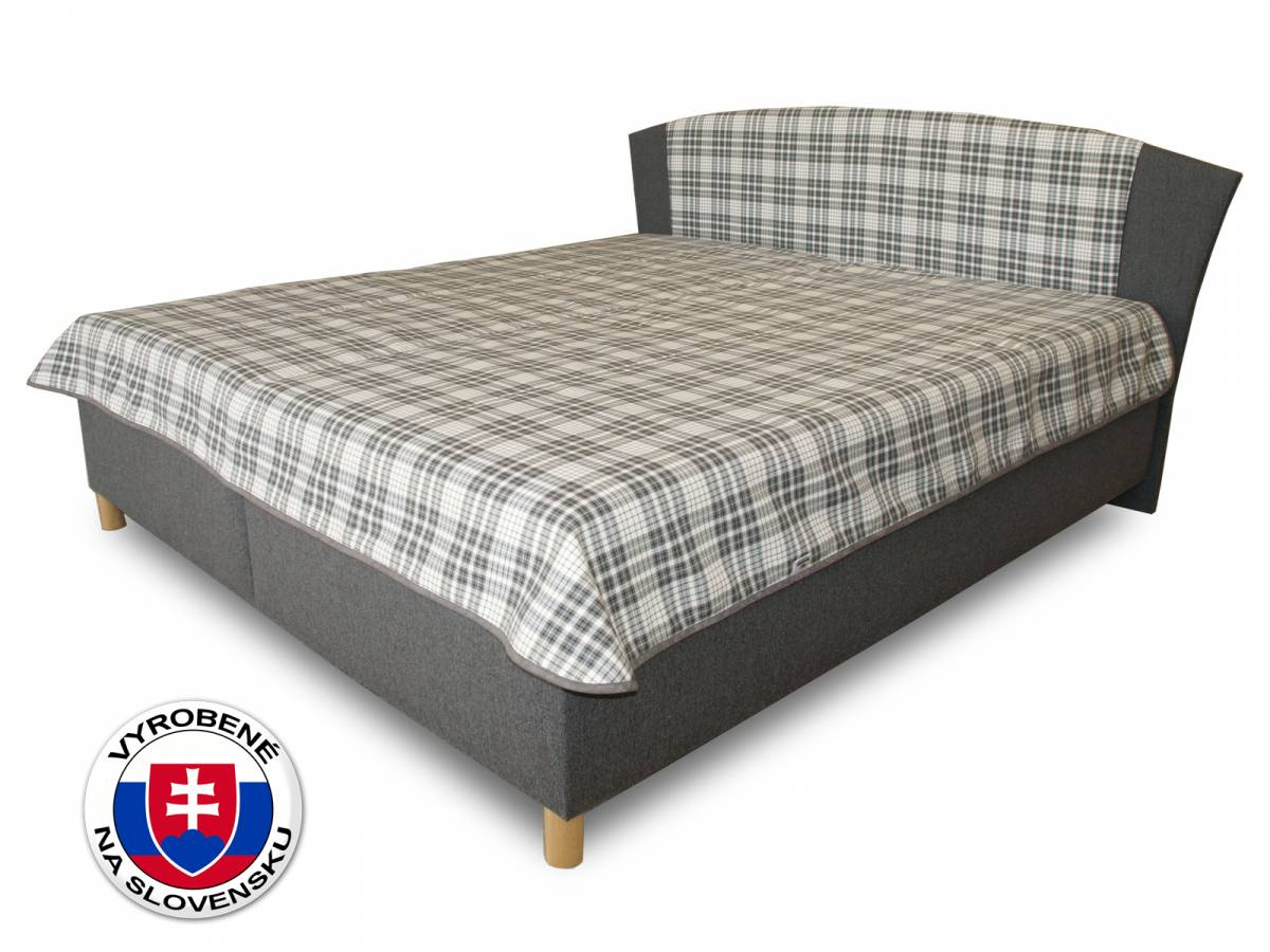 Manželská posteľ 180 cm Benab Tokio (s roštami)