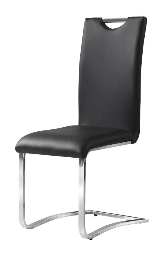 Stolička HK-790 čierna
