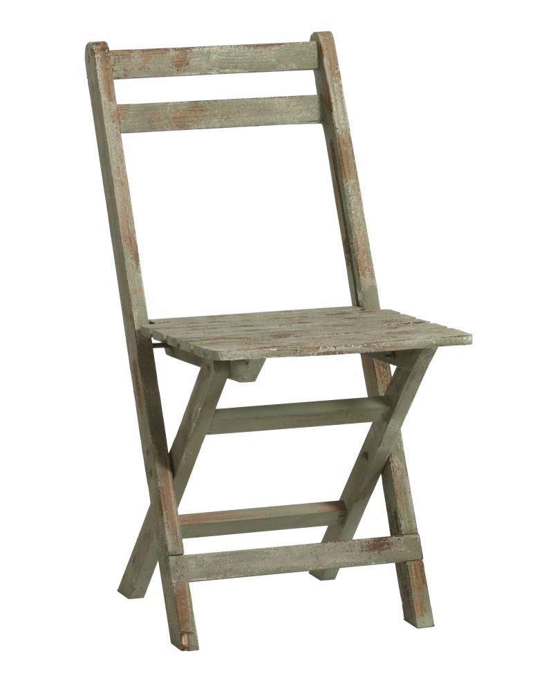 Záhradná stolička MARKY