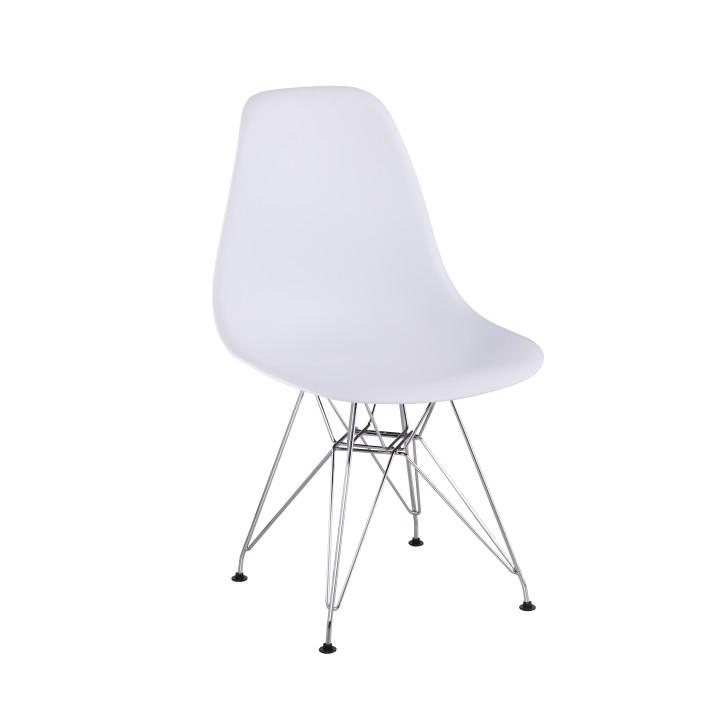 Jedálenská stolička Anisa new (biela)